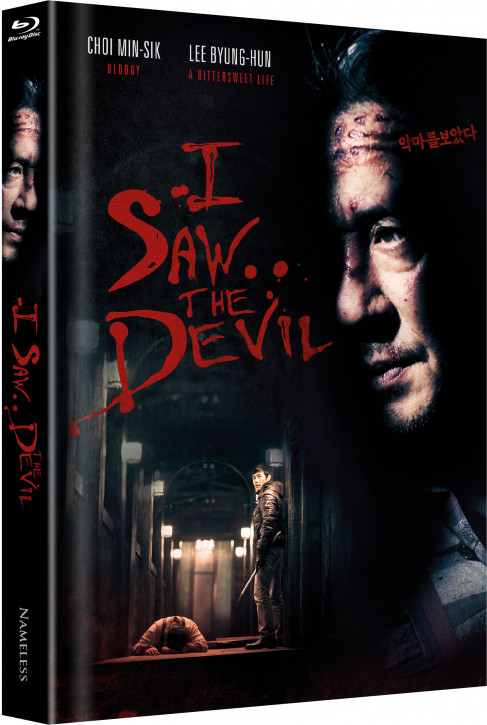 I Saw the Devil - Limited Mediabook Edition - Cover B [Blu-ray]