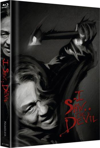 I Saw the Devil - Limited Mediabook Edition - Cover D [Blu-ray]