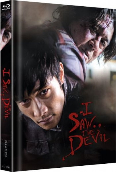 I Saw the Devil - Limited wattiertes Mediabook Edition - Cover E [Blu-ray]