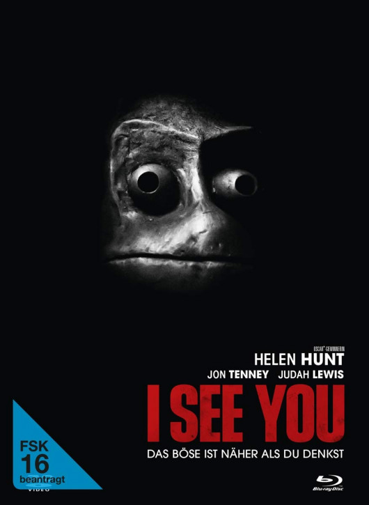 I See You - Limited Mediabook Edition [Blu-ray]