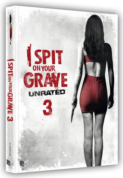 I spit on Your Grave 3 - Limited Collectors Edition- Cover A [Blu-ray+DVD]