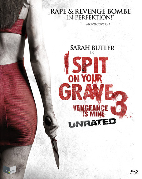 I Spit on your Grave 3 (Neuauflage) [Blu-ray]