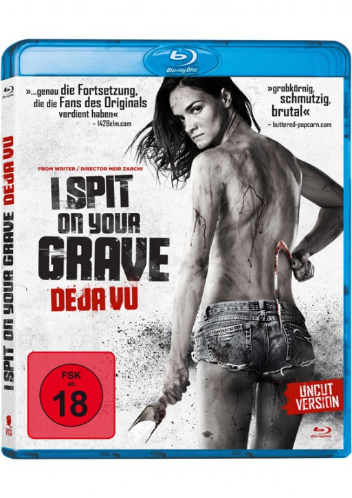 I Spit on your Grave Deja vu [Blu-ray]