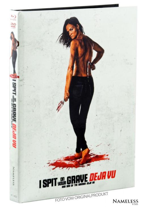 I Spit on your Grave Deja vu - Limited Mediabook - Cover E [Blu-ray+DVD]
