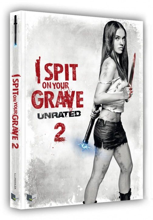 I spit on Your Grave 2 - Limited Collectors Edition- Cover A [Blu-ray+DVD]
