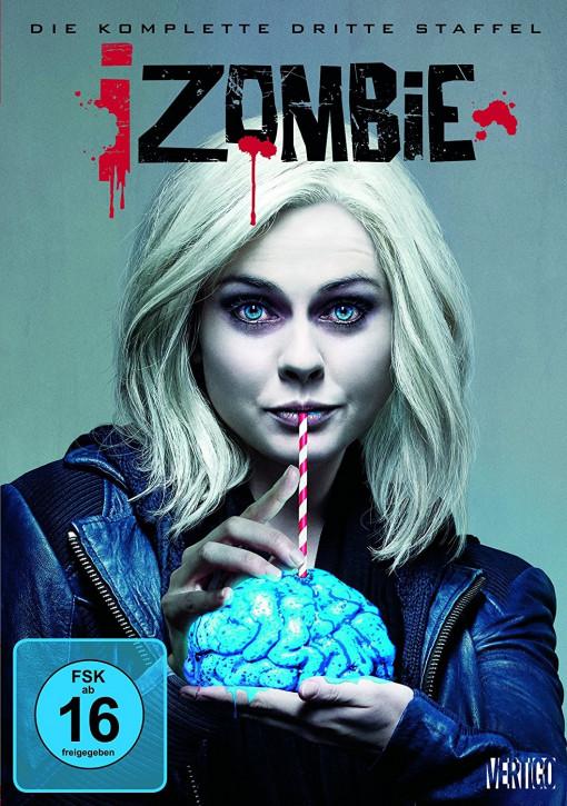 iZombie - Die komplette dritte Staffel [DVD]