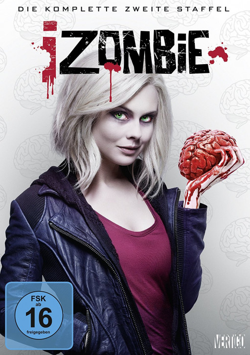 iZombie - Die komplette zweite Staffel [DVD]