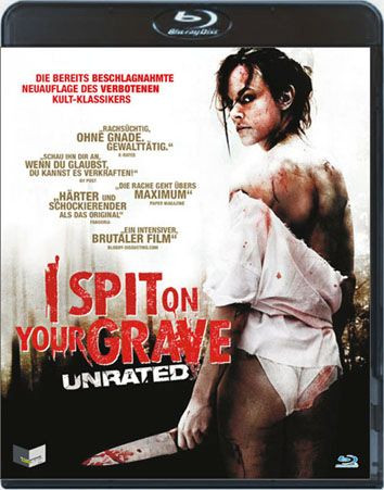 I Spit on your Grave (Neuauflage) [Blu-ray]