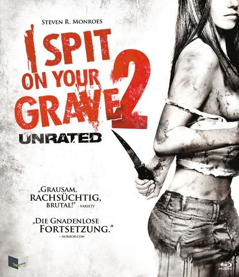 I Spit on your Grave 2 (Neuauflage) [Blu-ray]