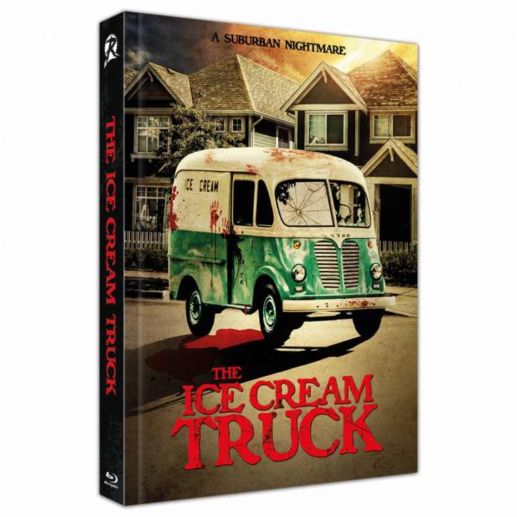 The Ice Cream Truck - Limited Collectors Edition - Cover B [Blu-ray+DVD]