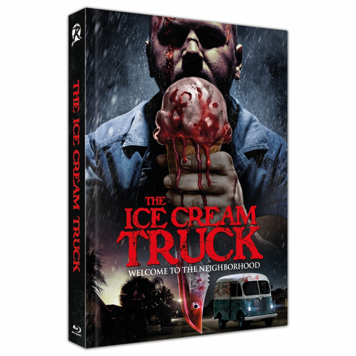 The Ice Cream Truck - Limited Collectors Edition - Cover C [Blu-ray+DVD]