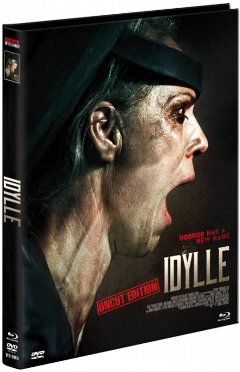 Idylle - Limited Mediabook Edition - Cover A [Blu-ray+DVD]