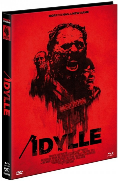 Idylle - Limited Mediabook Edition - Cover B [Blu-ray+DVD]