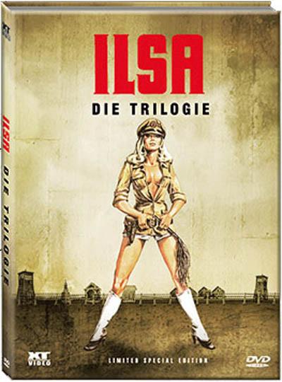 Ilsa - Die Trilogie - Limited Mediabook [DVD]