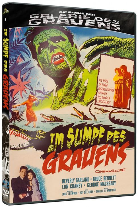 Im Sumpf des Grauens - Die Rache der Galerie des Grauens #5 [Blu-ray+DVD]