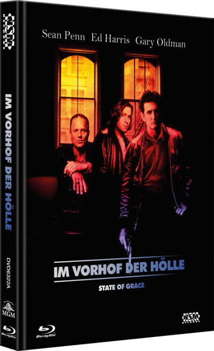 Im Vorhof der Hölle - Limited Collector's Edition - Cover A [Bluray+DVD]