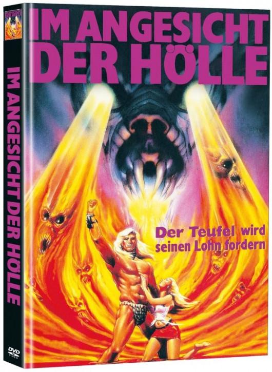 Im Angesicht der Hölle - Limited Mediabook Edition (Super Spooky Stories #41) [DVD]