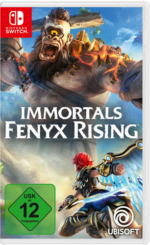 Immortals Fenyx Rising [Nintendo Switch]