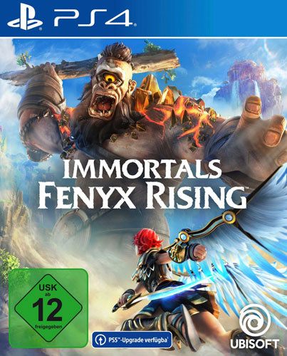 Immortals Fenyx Rising [PS4]