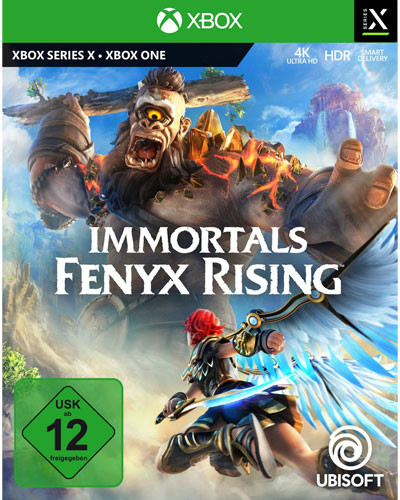 Immortals Fenyx Rising [Xbox One/Series X]