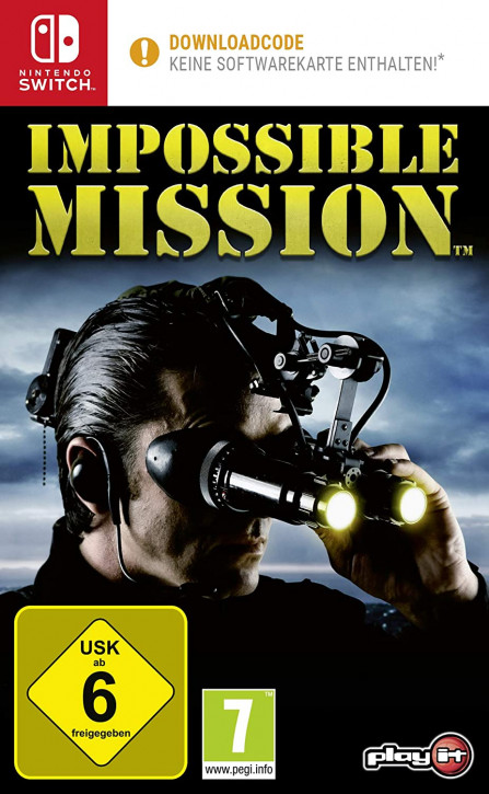 Impossible Mission [Nintendo Switch]