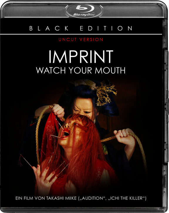 Imprint - Black Edition [Blu-ray]