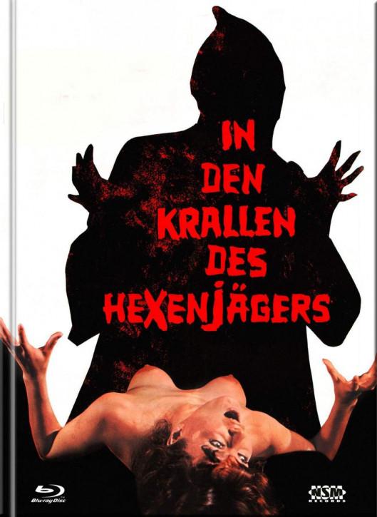 In den Krallen des Hexenjägers - Mediabook - Cover A [4K UHD+Blu-Ray+DVD]