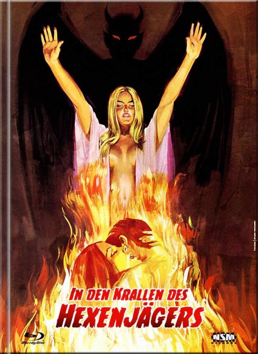 In den Krallen des Hexenjägers - Mediabook - Cover C [4K UHD+Blu-Ray+DVD]