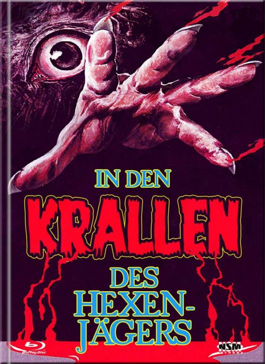 In den Krallen des Hexenjägers - Mediabook - Cover F [4K UHD+Blu-Ray+DVD]