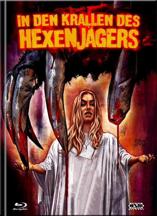 In den Krallen des Hexenjägers - Mediabook - Cover G [4K UHD+Blu-Ray+DVD]