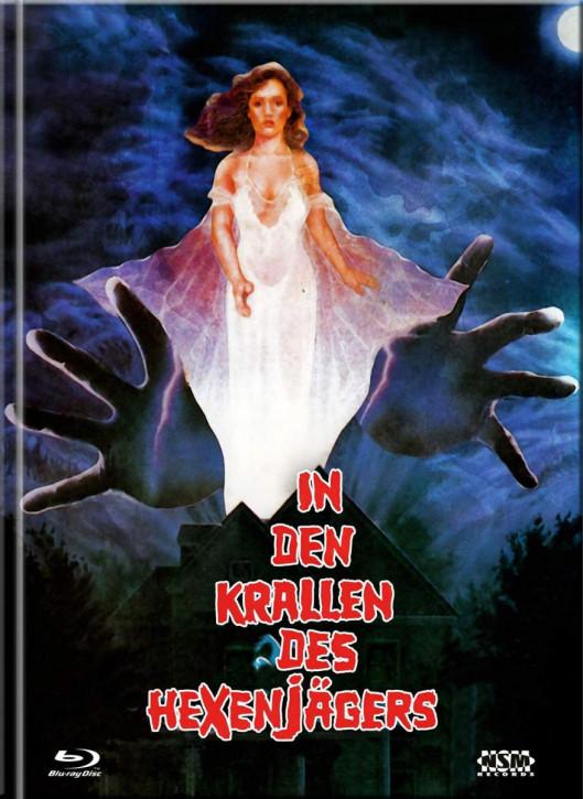 In den Krallen des Hexenjägers - Mediabook - Cover H [4K UHD+Blu-Ray+DVD]