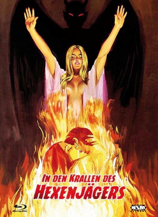 In den Krallen des Hexenjägers - Limited Collector's Edition - Cover C [Bluray+DVD]