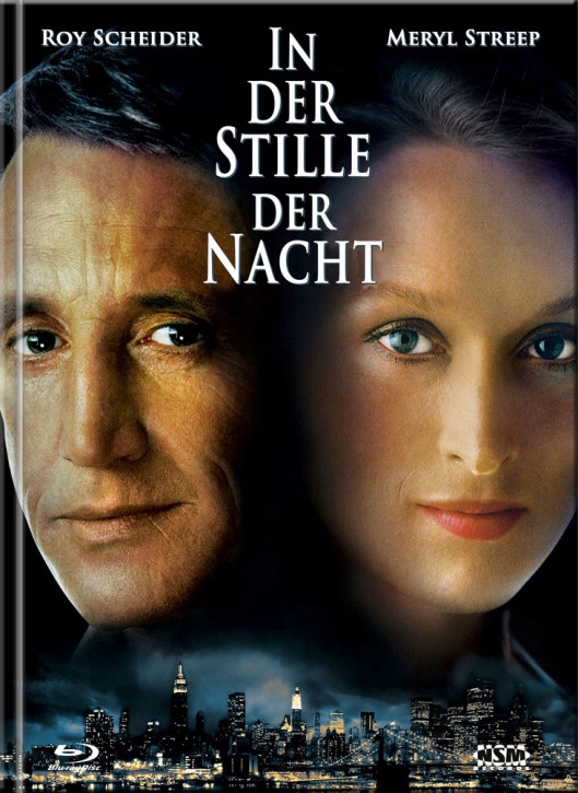 In der Stille der Nacht - Limited Mediabook Edition - Cover A [Blu-ray+DVD]