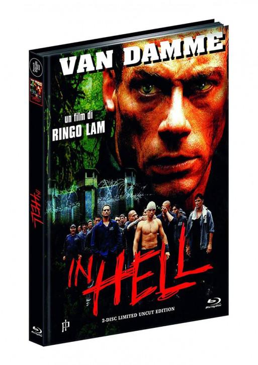In Hell - Mediabook - Cover C [Blu-ray+DVD]