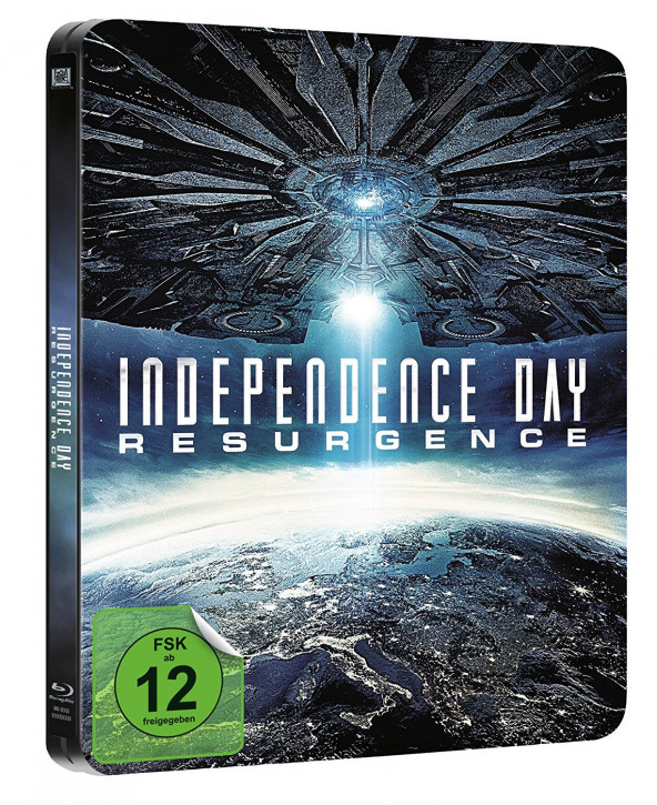 Independence Day: Wiederkehr - Steelbook [4K UHD Blu-ray]