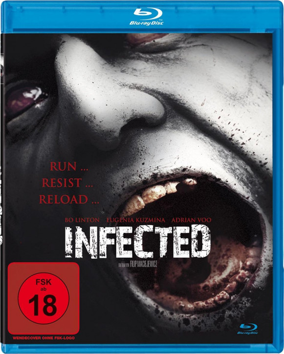 Infected [Blu-ray]