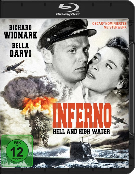 Inferno - Hell and High Water [Blu-ray]