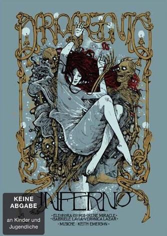Inferno - Mediabook [Blu-ray+DVD]