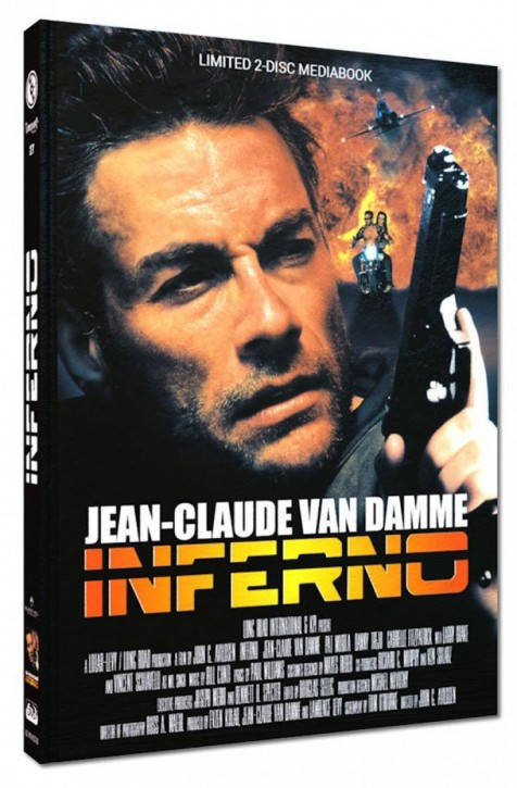 Inferno - Limited Mediabook Edition - Cover A [Blu-ray+DVD]