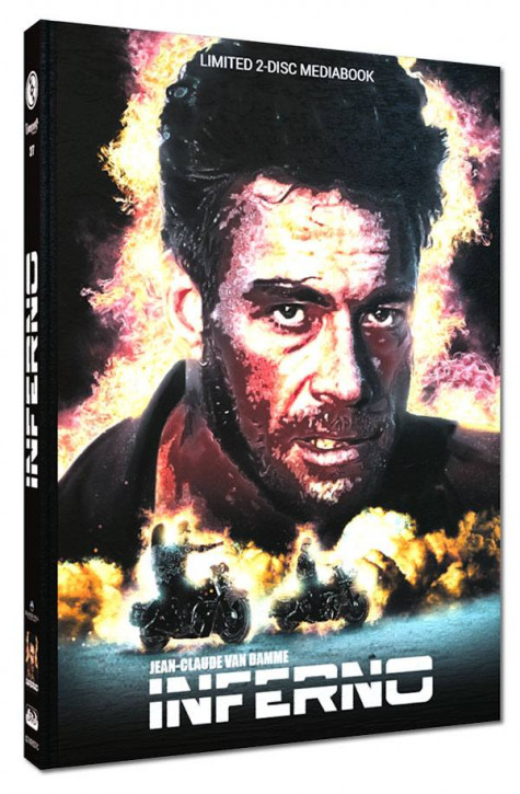 Inferno - Limited Mediabook Edition - Cover B [Blu-ray+DVD]