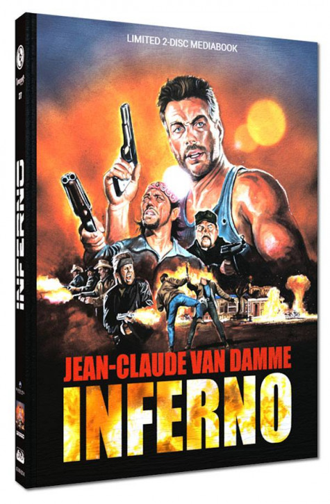 Inferno - Limited Mediabook Edition - Cover D [Blu-ray+DVD]