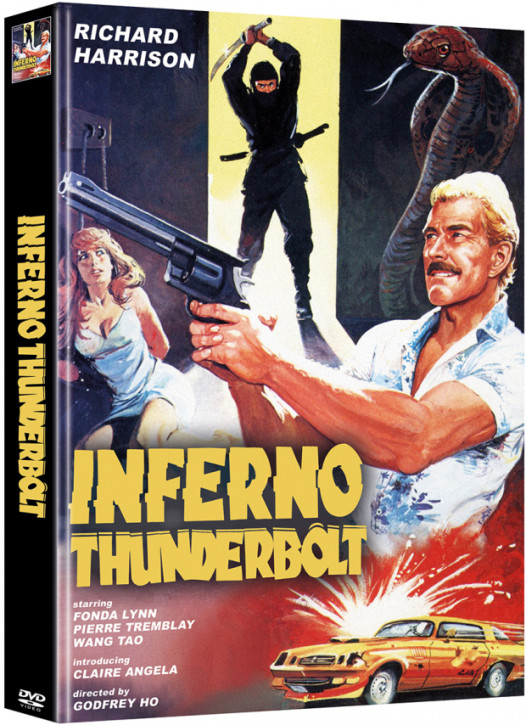 Inferno Thunderbolt - Limited Mediabook Edition - Cover B [DVD]