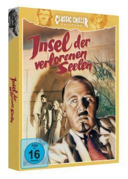 Insel der verlorenen Seelen - Classic Chiller Collection [Blu-ray+DVD]