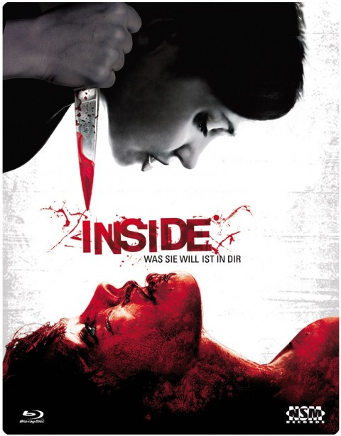 Inside (3D FuturePak) [Blu-ray]