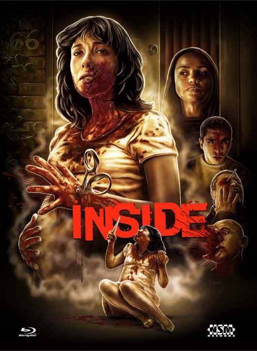 Inside - Limited Collector's Edition - Cover F [Blu-ray+DVD]
