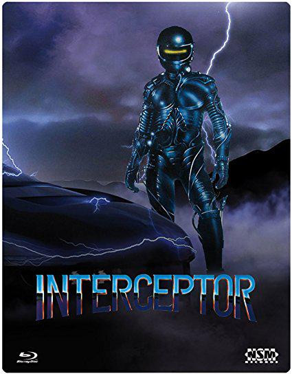 Interceptor (3D FuturePak) [Blu-ray]