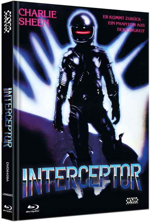 Interceptor - Limited Collector's Edition - Cover A [Bluray+DVD]