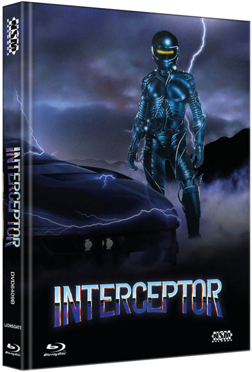 Interceptor - Limited Collector's Edition - Cover B [Bluray+DVD]