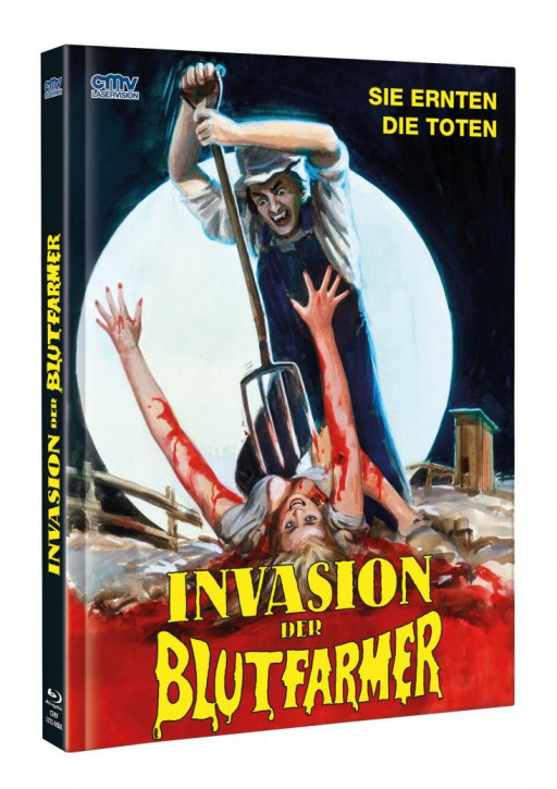 Invasion der Blutfarmer - Limited Mediabook - Cover A [Blu-ray+DVD]