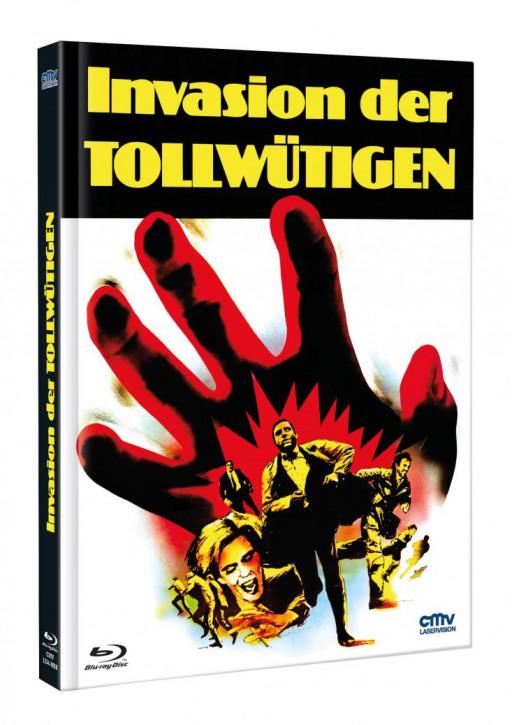 Invasion der Blutfarmer - Limited Mediabook - Cover B [Blu-ray+DVD]